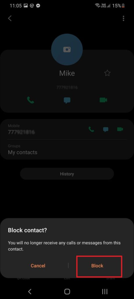 Block Unwanted Calls and Text Messages on Your Phone