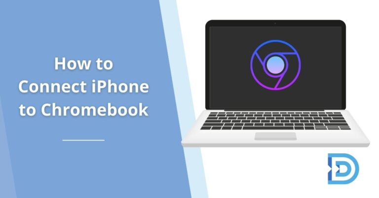 How to Connect iPhone to Chromebook