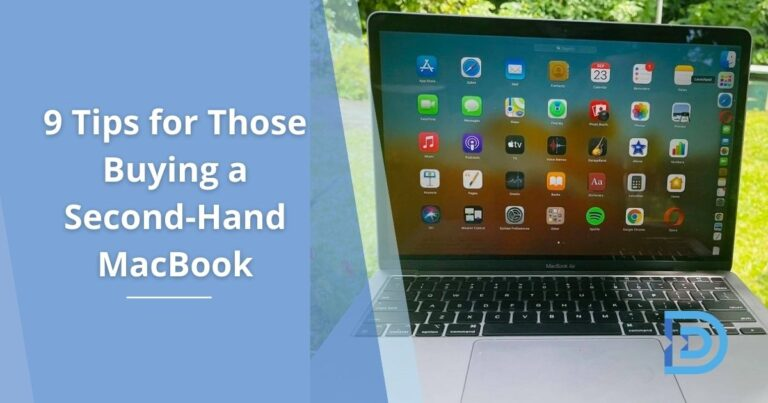 Tips for Those Buying a Second-Hand MacBook